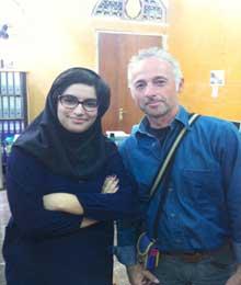 Iran, DENIS TOMASI
