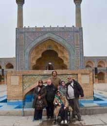 Iran, Dimos Fiotakis