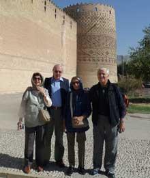 Iran, Shiraz, Emilio