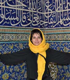 Iran, Julia Veltcheva