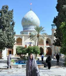Iran, Junko Okuno