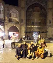 Iran, Michetti Vera