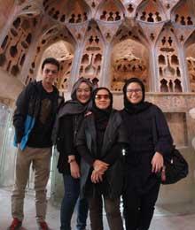 Iran, Nattha Pawasuttikul