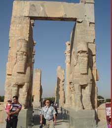 Iran, Shiraz, Persapolis, pasqualino