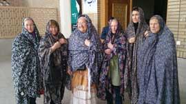 Iran, Tatiana
