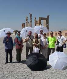 Iranian Hospitality, ZBIGNIEW MIELCZAREK