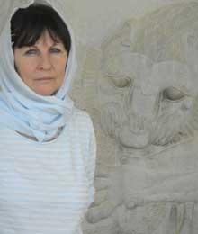 Iran Hospitality, Maria Luisa