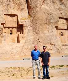 Iran, Shiraz, Pasargad, Patrick Moore