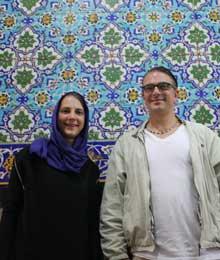 Iran Hospitality, Tilman Schimmel