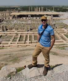 Iran, Shiraz, Persepolis. Daniel Whitfield