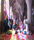Iran,Shiraz,Nasir almolk mosque, Summer