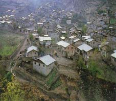 iran_gorgan_ziarat_village