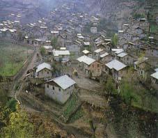 iran_gorgan_ziarat_village