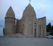 Iran, Damghan