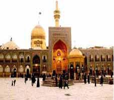 Iran, Mashhad