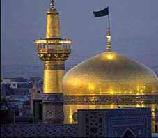 Иран, Мешхед,Мавзолей Имама Резы