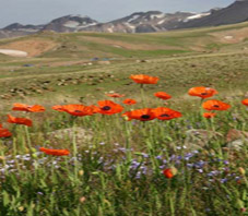 Iran, Astara, Heiran gorge