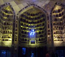 Iran, Ardabil, sheikh safi
