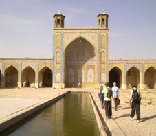 Iran, Kerman, Jame mosque
