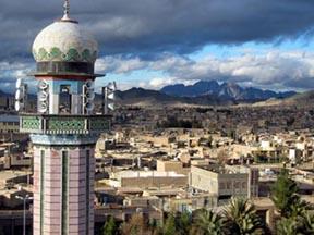 Iran, Zahedan