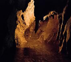 Иран,Хамадан, Али-Садр (пещера)