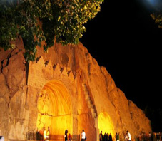 Iran, Kermanshah, historical place