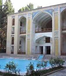 Iran, Kashan, Fin Garden