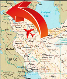 Iran, have a good flight back home !