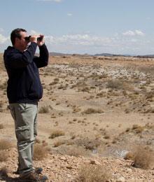 Iran, Khartouran national park , animal watching