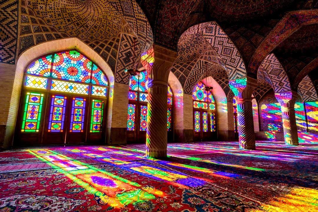 nasir-al-molk Moschee