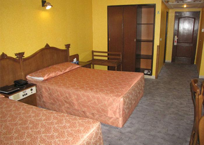 l'hotel Perspolice