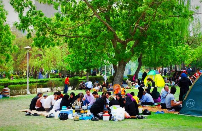 iranische Kultur