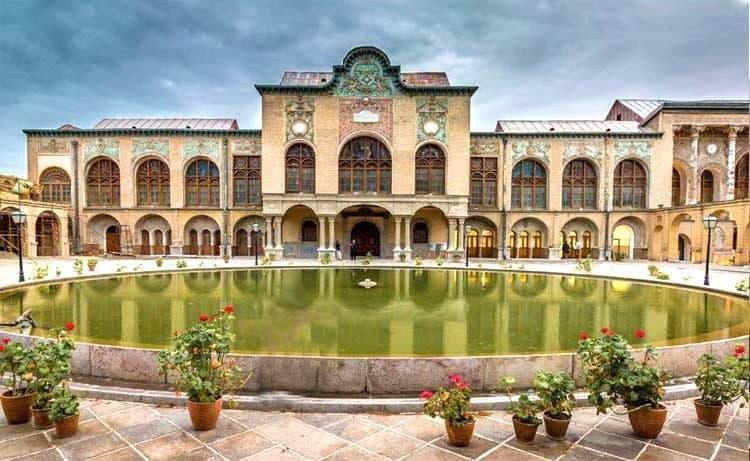 hauptstadt iran