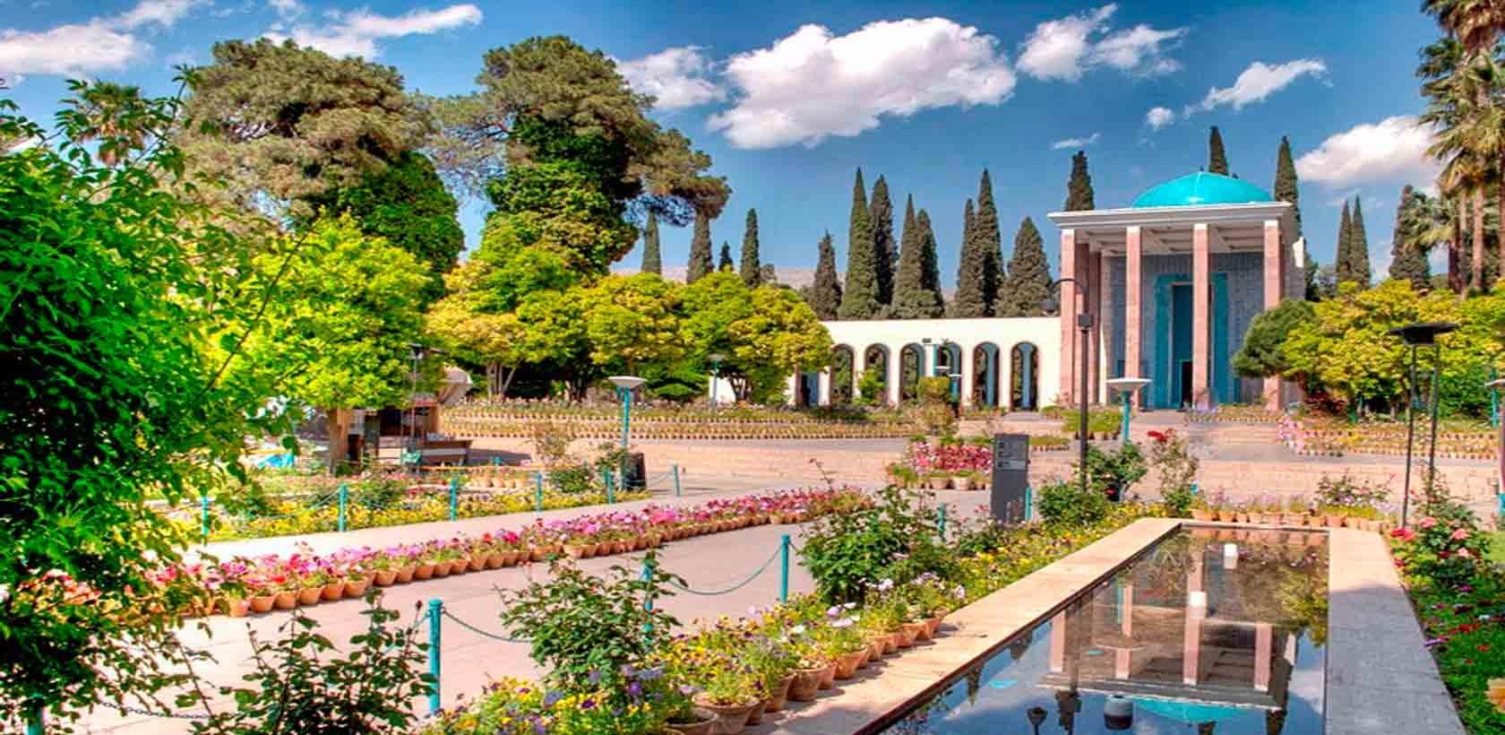 Grab von Saadi-shiraz
